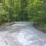 Custom Built Driveway
